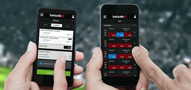 betsafe app ios