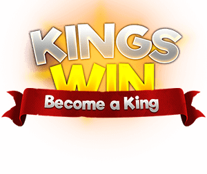 kingswin kasiino logo-slogan