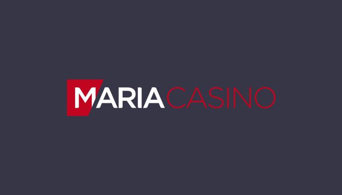 Maria Casino boonuskood 2020: saa 100 eurot boonuseid